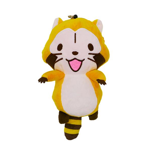 【日本正版】小浣熊 有聲 票夾零錢包 票夾包 零錢包 拉斯卡爾 Rascal - 478107