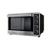 ◤贈原廠不鏽鋼深烤盤◢ 晶工牌 45L雙溫控不鏽鋼旋風烤箱 JK-7450