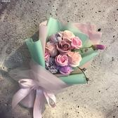 玫瑰花禮物肥皂香皂花束我愛你 米蘭潮鞋館