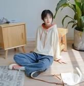衛衣 衛衣2020新款女潮初秋季韓版學生寬鬆春秋裝薄款外套短款長袖上衣  艾維朵