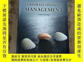 二手書博民逛書店Corporate罕見Financial Management