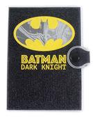 【卡漫城】 蝙蝠俠 護照套 質感閃光 黑 ㊣版 港版 Batman 防水 證件套 卡片套 收納本 超級英雄