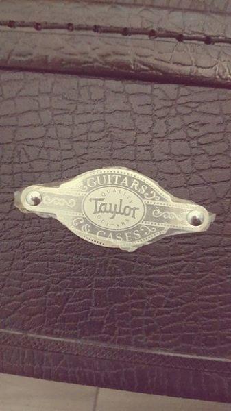 【金聲樂器廣場】TAYLOR 原廠硬盒 限量一個 售完為止