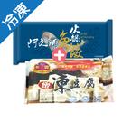 明宜凍豆腐阿文師魚餃超值組【愛買冷凍】