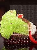 手工串珠白菜材料包DIY編織擺件亞克力散珠子成人工藝飾品製作 英雄聯盟