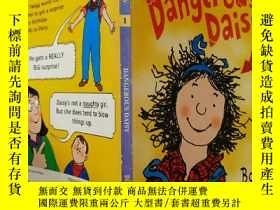 二手書博民逛書店Dangerous罕見Daisy:危險的雛菊,Y200392