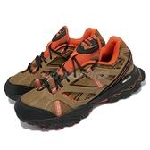 【海外限定】Reebok 越野鞋 DMX Trail Shadow 咖啡色 橘 戶外 復古 男鞋 海外限定【ACS】 FW3332