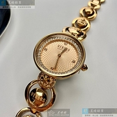 VERSUS VERSACE凡賽斯女錶34mm玫瑰金色錶面玫瑰金色錶帶