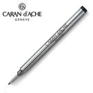 CARAN d'ACHE 瑞士卡達 Cartridge / Roller 鋼珠筆蕊 8228.009 黑 / 支