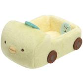 San-X 角落生物 沙包玩偶場景配件 角落小夥伴 企鵝 小汽車 綠