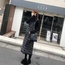 秋冬季新款韓版學院風娃娃領長袖針織開衫喇叭袖打底衫女上衣   韓流時裳