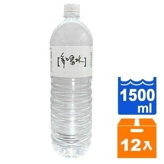 味丹 多喝水 礦泉水 1500ml (12入)/箱【康鄰超市】