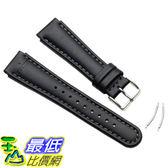 [美國直購] Suunto Wrist-Top Computer Watch Replacement Strap Kit (X-Lander and S-Lander; Black Leather)