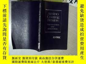 二手書博民逛書店AMINO罕見COATING RESINS THEIR INUE