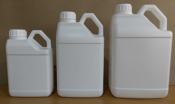 YT店【HDPE塑膠容器】農藥瓶、肥料瓶 3000cc 【台灣製MIT】可用來裝酒精及次氯酸水