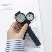 手錶 高考考試專用ins原宿手錶男女中學生正韓簡約小清新學院風情侶表 星