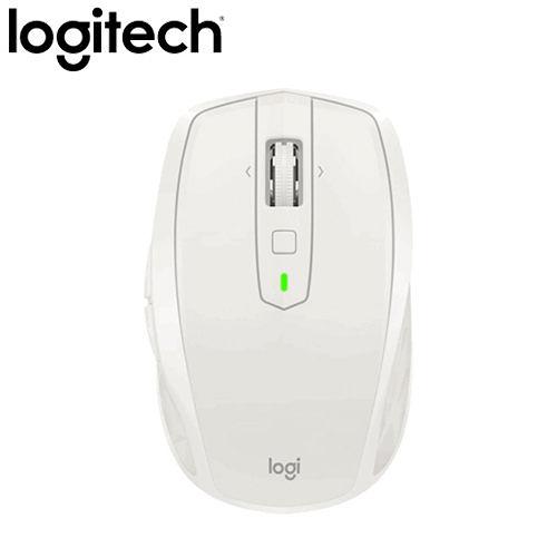 全新Logitech 羅技 MX Anywhere2S 無線滑鼠 白