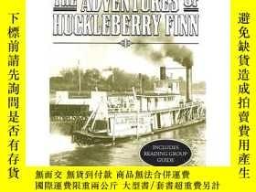 二手書博民逛書店罕見ye-9780689831393-The Adventures of Huckleberry FinnY3