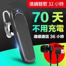 超值好禮+超長待機商務藍芽耳機Y8無線迷...