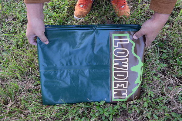 LOWDEN 300*150 前庭延伸地墊/野餐墊(兩用地墊)(多功能地布)((CM...綠))  露營 地墊 地布
