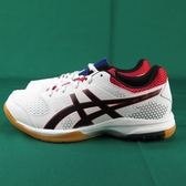 iSport愛運動  ASICS 亞瑟士 GEL-ROCKET 桌排羽球鞋 正品 B756Y125 女款