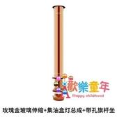 燒烤排煙管 不銹鋼韓式吸煙管可升降 日式烤肉排煙罩伸縮煙管燒烤抽煙機T 2色