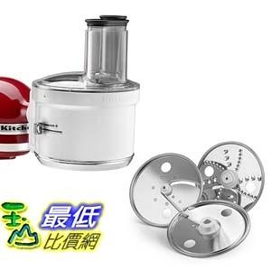 [美國直購] KitchenAid 食物處理器配件 KSM1FPA Food Processor Attachment, White