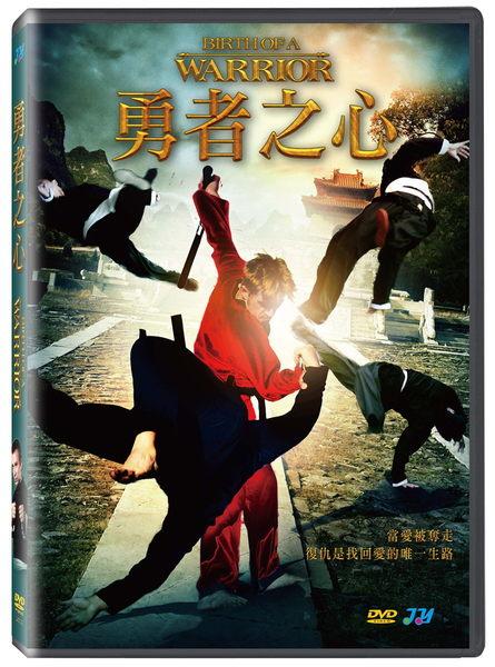 勇者之心 DVD (OS小舖)