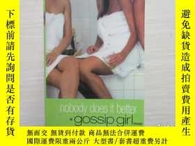二手書博民逛書店nobody罕見does it better a gossip girl novel【156】Y10970