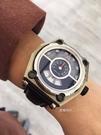 H I D儀表設計面盤錶殼可換機械錶(手錶 男錶 女錶 對錶)-台灣總代理公司貨-原廠保固兩年
