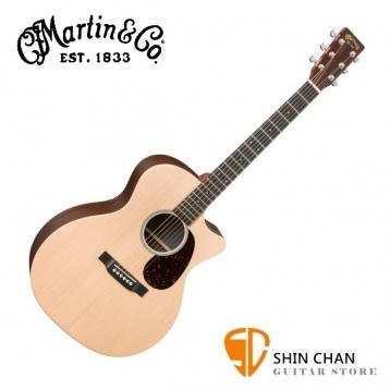 Martin GPCX1RAE 41吋 可插電 單板民謠吉他 桶身: GP桶【電木吉他/台灣總代理/公司貨】