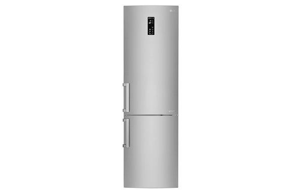 LG樂金 350公升變頻上下門冰箱GW-BF386SV