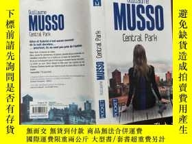 二手書博民逛書店UiLLaume罕見MUSSO CentraL ParkY28470 出版2014