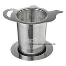 金時代書香咖啡 Tiamo 茶壺造型不鏽鋼濾網 HG1753