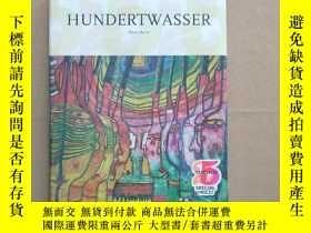 二手書博民逛書店HUNDERTWASSER罕見百水畫集( 未拆封)Y11026 Harry Rand Taschen