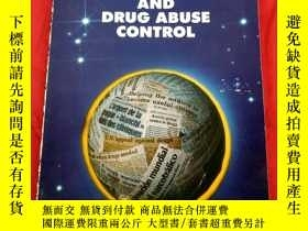 二手書博民逛書店THE罕見UNITED NATIONS AND DRUG ABU