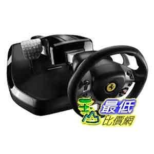 [美國直購 ShopUSA] Thrustmaster Ferrari Vibration GT Cockpit 458 for  XBOX and PC $22800