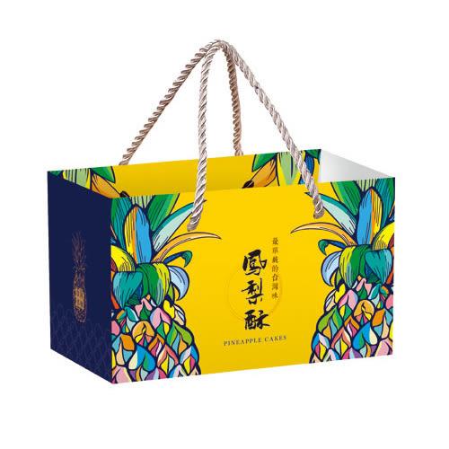 愛家禮饡--土鳳梨酥禮盒(6入)★純素美食 非基改純淨素食 送禮首選 全素伴手禮名點