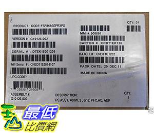 [106美國直購] POWER SUPPLY FOR SR1695GPRX1AC SERVER