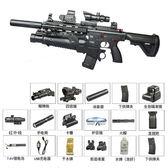 玩具槍 電動連發水彈槍M4絕地仿真兒童手槍HK求生M416吃雞98k成人玩具槍 igo城市玩家