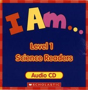『鬆聽出英語力--第27-40週』- I AM 系列/ 10書+1CD 《初階科學讀本 》
