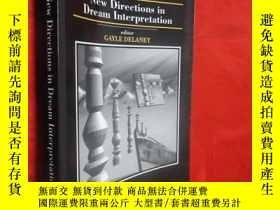 二手書博民逛書店New罕見Directions in Dream Interpr