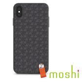(全館熱銷){原廠公司貨}Moshi Altra iPhone XS Max 腕帶保護殼 -灰黑