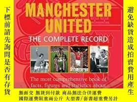 二手書博民逛書店Manchester罕見United:the Complete RecordY255562 Andrew En