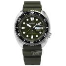 SEIKO 精工 / 4R36-06Z0G.SRPE05J1 / PROSPEX 機械錶 陶瓷錶圈 藍寶石水晶玻璃 矽膠手錶 墨綠色 45mm
