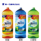 第一石鹼 濃縮除菌洗碗精 970ml大容量 多款可選 日本製【小紅帽美妝】