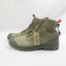 Palladium PAMPA TRAVEL LITE 高筒靴 77039308 男女款 綠【iSport愛運動】