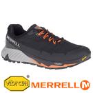 【MERRELL 美國】AGILITY 男GORE-TEX越野健身訓練跑鞋『黑/橘』16605 機能鞋.多功能鞋.休閒鞋