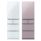 ★MITSUBISHI三菱★日本製455L五門全鏡面美型一級能效變頻冰箱 MR-BC46Z