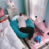 (快出)懶人沙發豆袋榻榻米單人小戶型角落地上臥室陽臺可愛女個休閒躺椅YYJ